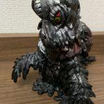 人気投票10位?大人気怪獣『ヘドラ』のソフビレビュー。購入する際は、ある点に注意!