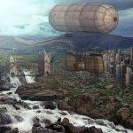 【天空の城 ラピュタ 考察】魅力はSFやファンタジーじゃなくてスチームパンクな世界観。解説・レビュー